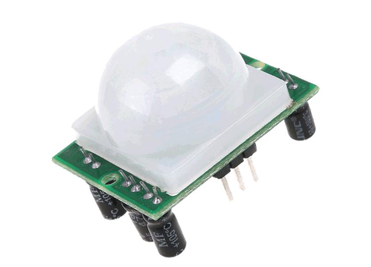 Image Pir Motion Detector